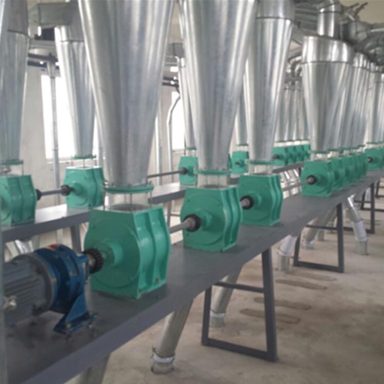 面粉厂设备改造