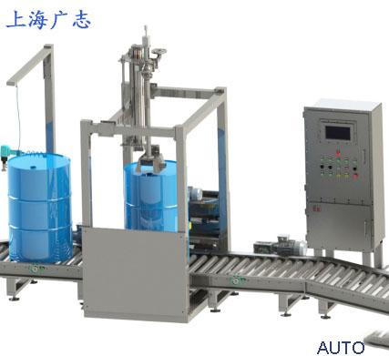 10L食用油灌装生产线