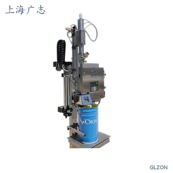 100ml液体自动计量灌装机
