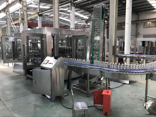 矿泉水灌装机 全自动瓶装水生产线