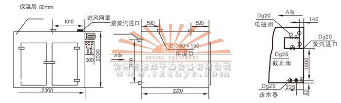 两个电机循环起动电路图