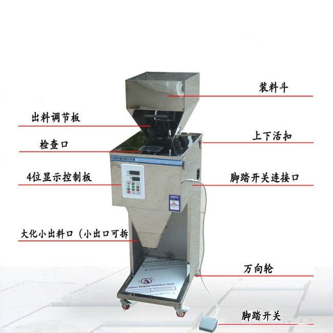 洗衣粉分装机